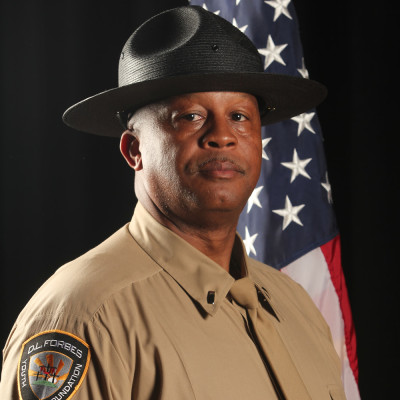 Drill Instructor Coordinator R. Pulliam